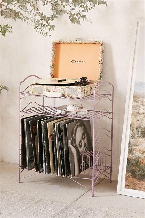 vinyl vintage storage vinyl record storage shelf vintage home decor 3289
