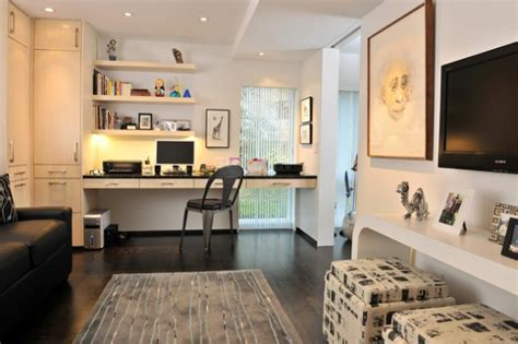 practical ideas  decorate  condo home office properly