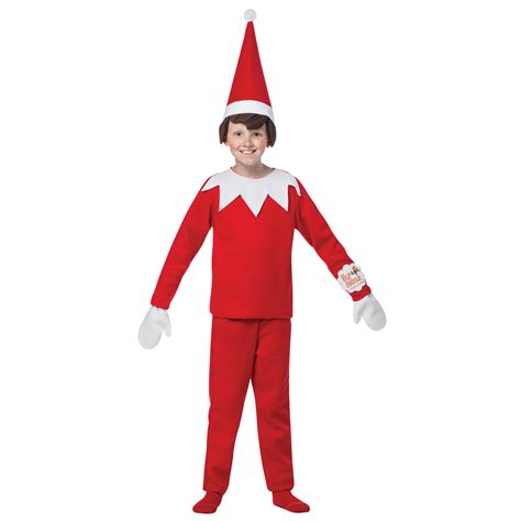 on a shelf costume boy s on the shelf costume size m