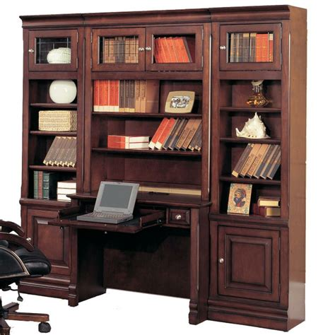 computer desk with bookshelf 17 best images about library bookcases on pinterest