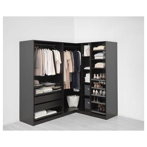 Black Brown Wardrobe Sale by Corner Wardrobe Closet Ikea Wardrobe Ideas