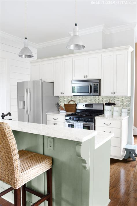 One Room, Three Ways Kitchen  Way #2  The Lettered Cottage