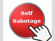 Overcoming self sabotage Spa Speakers