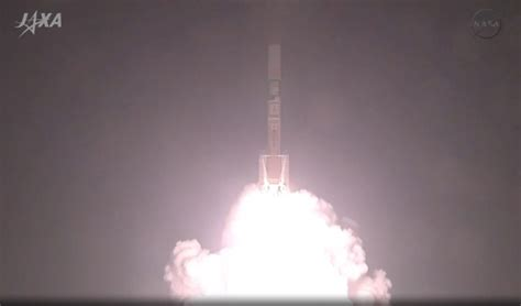 Successful Gpm Launch Marks New Era In Earth Observation