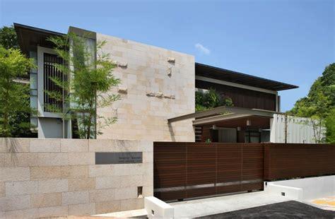 minimalist white fence design  house  ideas