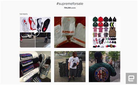 supreme resellers how instagram became the platform for streetwear