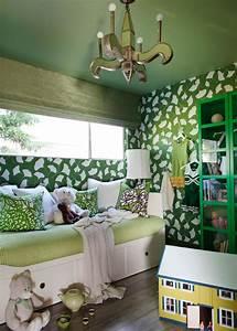 Layering, Green, In, A, Girl, U0026, 39, S, Bedroom