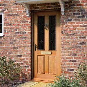 Burglar Door & Burglar Door Gatehouse Gibraltar Black