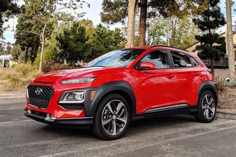 Hyundai Kona 2019 Picture by 2019 Hyundai Kona Ultimate Review A Hatchback In Disguise