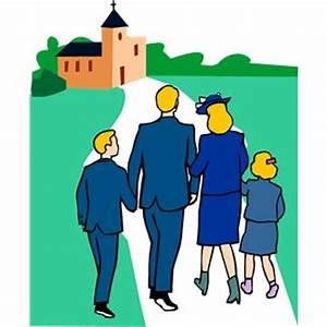 attend church as a family. | Clipart Panda - Free Clipart ...