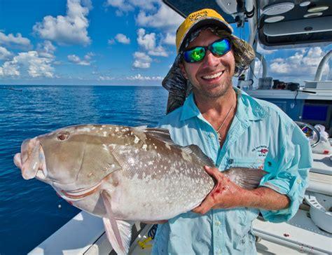 grouper fried west key bites recipe recipes famous fish genn island angler catcher capt charters holds steven caught lamp dream