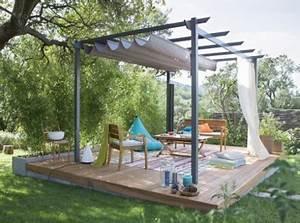 tout savoir sur les tonnelles tentes et voiles d39ombrage With comment monter une tonnelle de jardin 6 tonnelle de jardin aluminium et bois