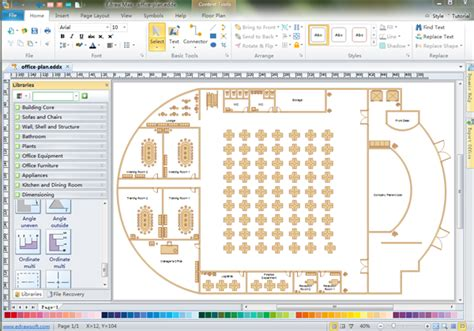 free office layout design office layout designer