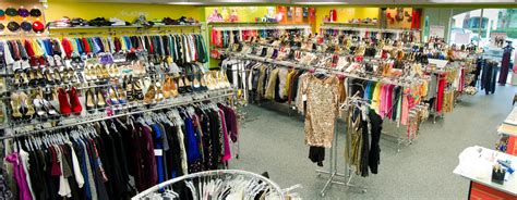gently used clothing store for adults in