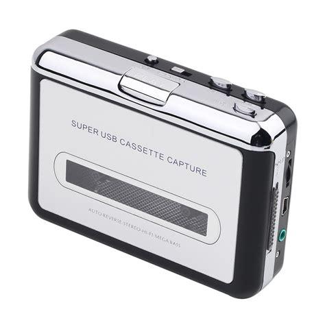 cassette converter to pc usb cassette mp3 cd converter capture digital