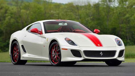 2011 Ferrari 599 Gto  S84  Monterey 2016