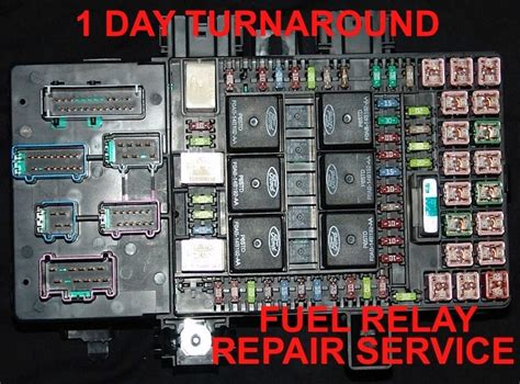 06 Expedition Fuse Box by 2003 06 Navigator Or Expedition Quot Fuse Box Unit Repair