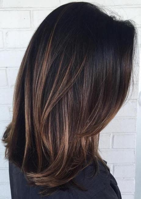 Black Chocolate Brown Hair by 60 Chocolate Brown Hair Color Ideas For Brunettes Brown