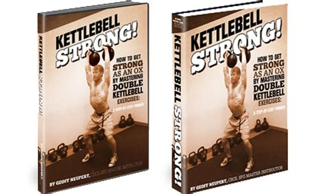 kettlebell books training four neupert geoff strong whitley taming tamer bent dave iron press