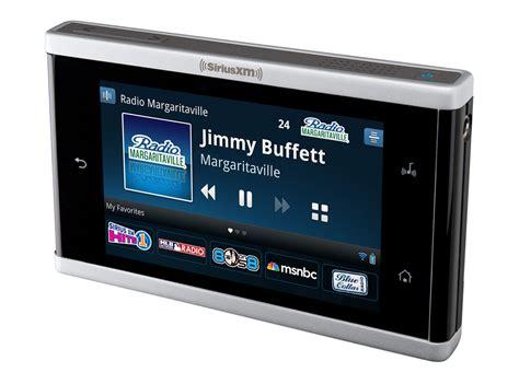 Siriusxm Unveils The Androidpowered Lynx Portable Radio