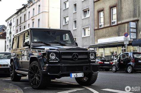 Mersedes G 65 Amg by Mercedes G 65 Amg 7 May 2014 Autogespot