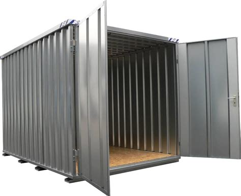 Used Bos Sc3000 Schnellbaucontainer Storage Containers