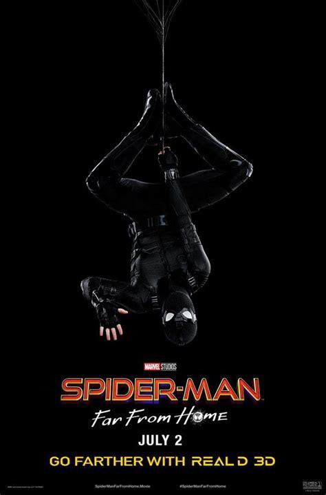 spider man lejos de casa espacio marvelita