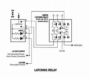 Wiring Manual Pdf  11 Pin Latching Relay Wiring Diagram