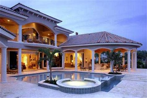 Stunning Mediterranean House Plans With Pools by Top 7 Design Ideas From The 2016 New American Home