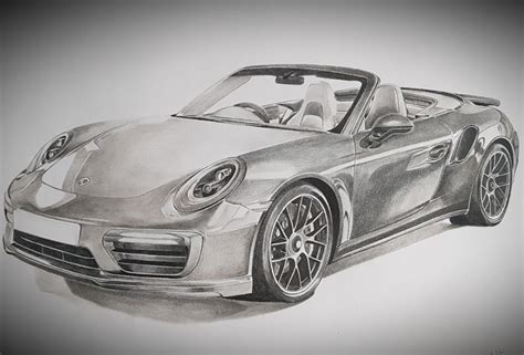 This gives me the shivers 🙀 pencil&porsche shirt on @evolutionnine11 's stunning 1995 993. Porsche pencil drawing - verzivatar050356 - Draw to Drive