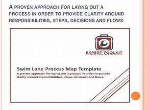 Expert Toolkit Swim Lane Process Map Guide And Template