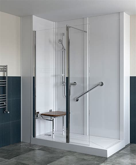 Shower Pod by Shower Pod No Mess No Fuss And Can Be Installed In The