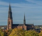 File:Uppsala Cathedral October 2012.jpg - Wikimedia Commons