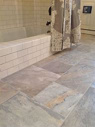 Farmhouse Bathroom Floor Tile Ideas
