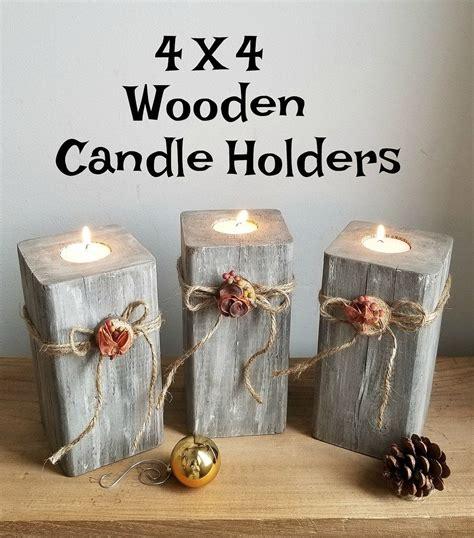 wooden candle holders wooden candle holders
