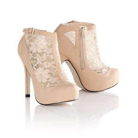 pink baby shoes high heels beige is heel