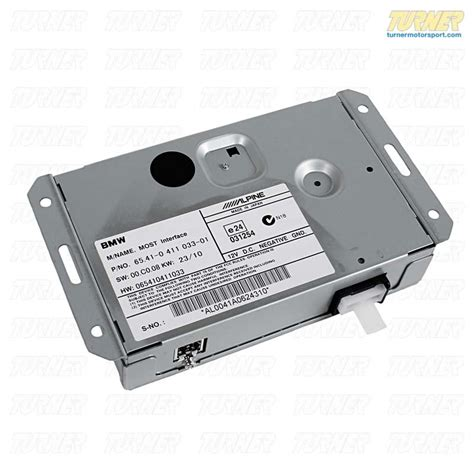 Bmw Ipod Adapter by 65110439425 Genuine Bmw Ipod Iphone Interface Adapter