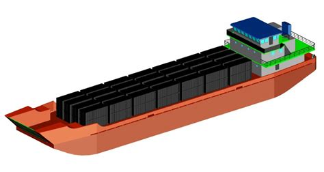14258 Landing Craft Container Carrier | MDHBV