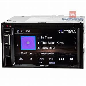 Kenwood Ddx25bt Double Din 6 2 U0026quot  In Cd  Am  Fm Receiver With Bluetooth