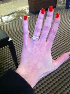 1.8 - 2 carat princess cut platinum setting tiffany's ...