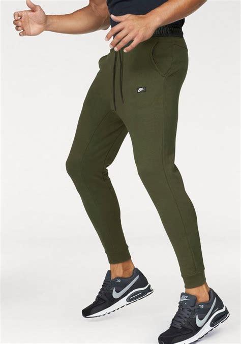 mit jogginghose nike sportswear jogginghose 187 nsw modern jogger ft 171 kaufen otto