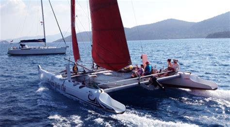 Formula Boats Of Ta Bay by Bay Crossings