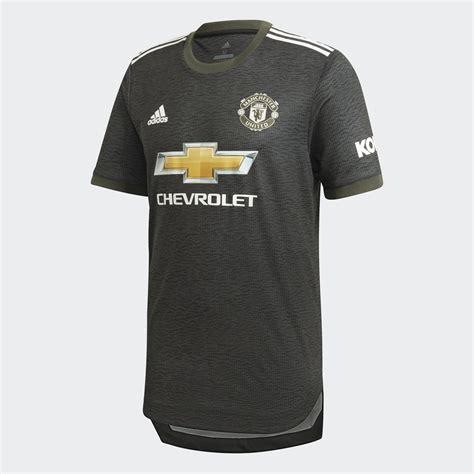 Manchester United 2020-21 Adidas Away Kit   20/21 Kits ...