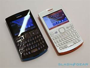 Nokia Asha 206 White Vs Black