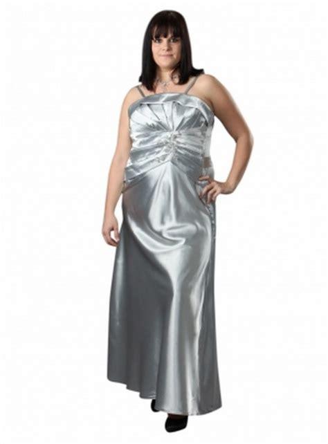 robe longue pour femme ronde