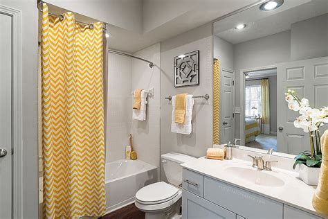 yellow and grey bathroom ideas trendy and refreshing gray and yellow bathrooms that delight