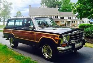 Jeep Grand Wagoneer : 1986 jeep grand wagoneer for sale 1843968 hemmings motor news ~ Medecine-chirurgie-esthetiques.com Avis de Voitures