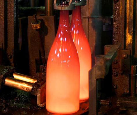 how to make glass l seattle wine producer to make bottles from recycled glass