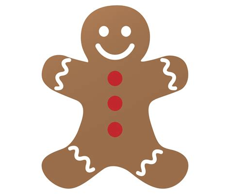Images Of Gingerbread Gingerbread Clipart Free Stock Photo Domain