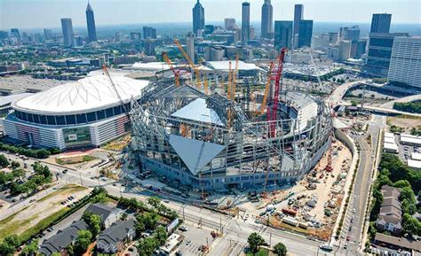 There's also a moderation faq which explains some of our policies. The Agonies of Building Atlanta's Mercedes-Benz Stadium | 2017-07-26 | ENR